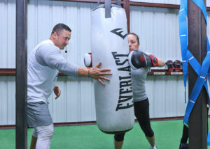 personal training boxing